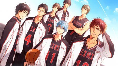 Kuroko no Basket (Season 1)(BD)