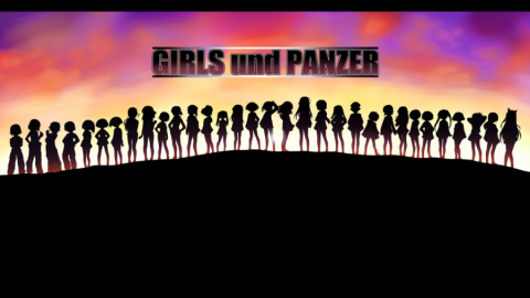 Girls und Panzer (Complete Batch) (Episode 1-12 + 2 Specials) (720p|100MB)