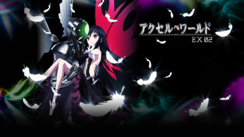 Accel World (Complete Batch) (Episode 1-24) (720p|100MB)