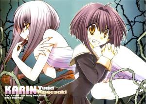 Karin  (Episode 1 - 24) (480p|60MB) (DA)