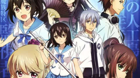 Strike the Blood (Complete Batch BD + OVA)