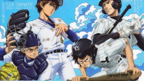 Ace of Diamond (Complete Batch) (Episode 1 – 75) (720p|90MB)