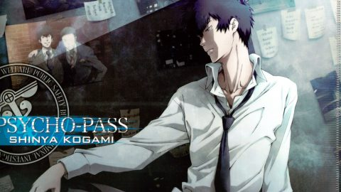 Psycho Pass (Complete Batch) (720p|100MB)