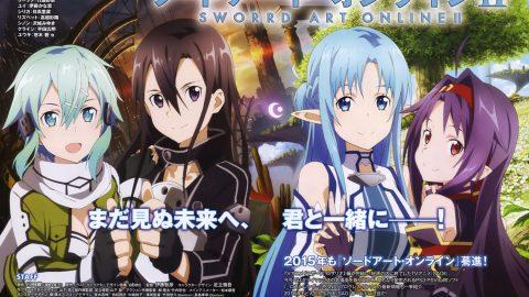 Sword Art Online II (Complete) (Episode 1-24)