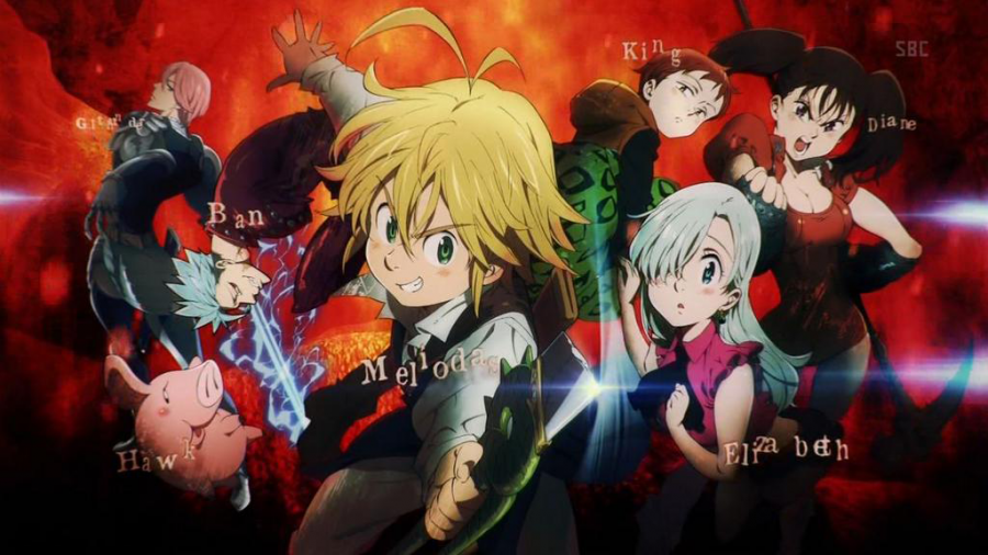 Nanatsu No Taizai Complete Batch Episode 1 24