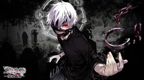 Tokyo Ghoul Root A (Complete BD + Jack OVA + Pinto OVA)