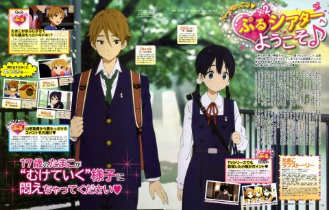 Tamako Love Story (720p BD|250MB)