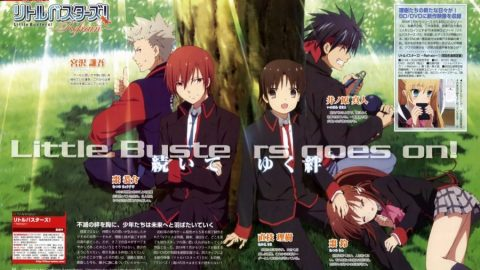 Little Busters!: Refrain!