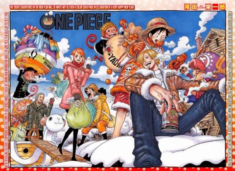 One Piece (Episode 1 – 516) (Super Rookie Saga)