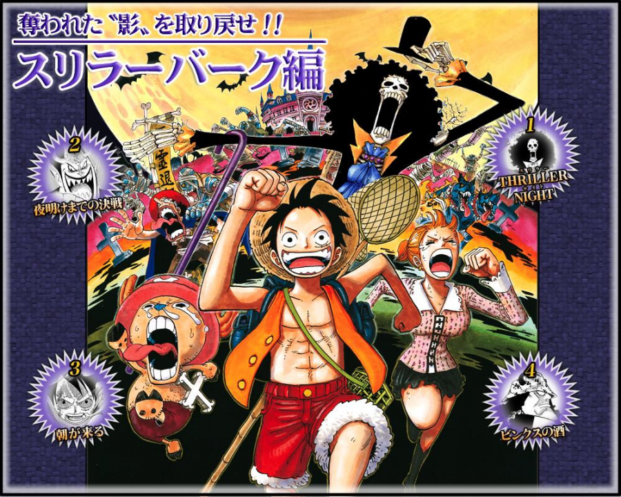Download One Piece Thriller Bark Season