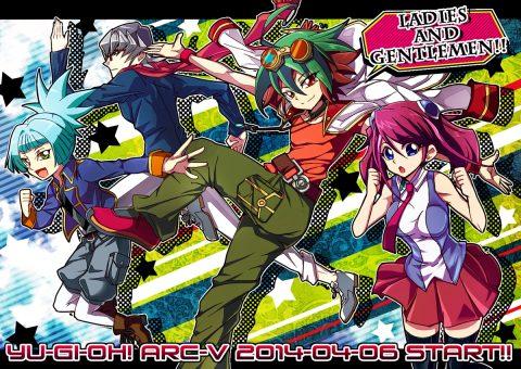 Yu-Gi-Oh! Arc-V (Episode 1-40)