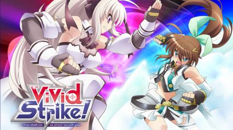 ViVid Strike (Episode 8)