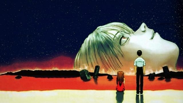 Neon Genesis Evangelion The End of Evangelion full movie