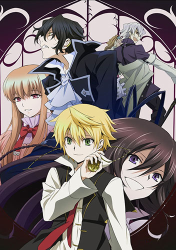 Download Pandora Hearts (Complete) Anime