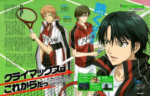 New Prince of Tennis (2012)(Complete)