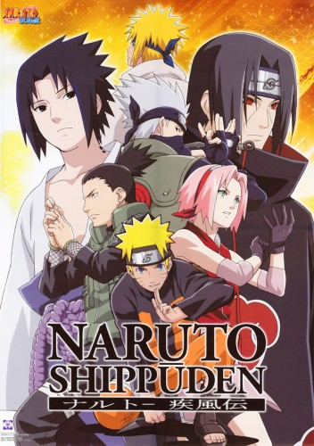 Free Download Naruto Shippuuden (encoded) Anime