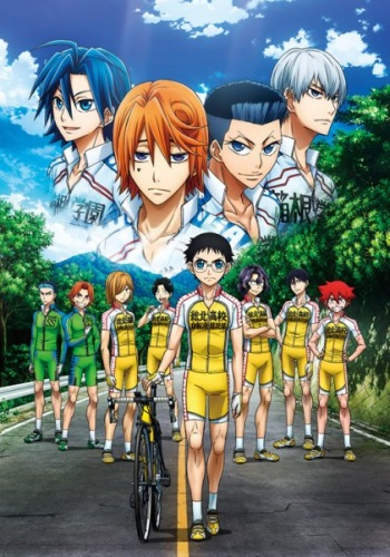 Download Yowamushi Pedal: New Generation (main) Anime