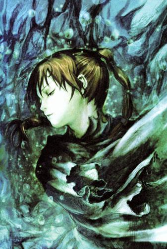 Download Texhnolyze (main) Anime