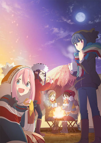 Download Yuru Camp (main) Anime