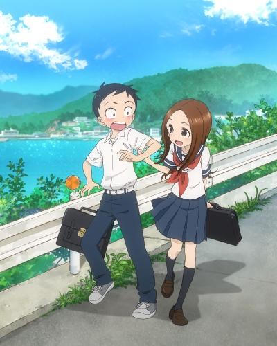 Download Karakai Jouzu no Takagi-san Anime